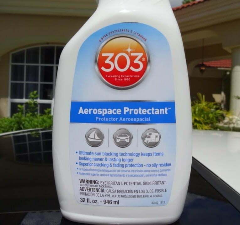 303 aerospace protectant review 303 aerospace protectant 303 protectant aerospace 303. Black Bedroom Furniture Sets. Home Design Ideas